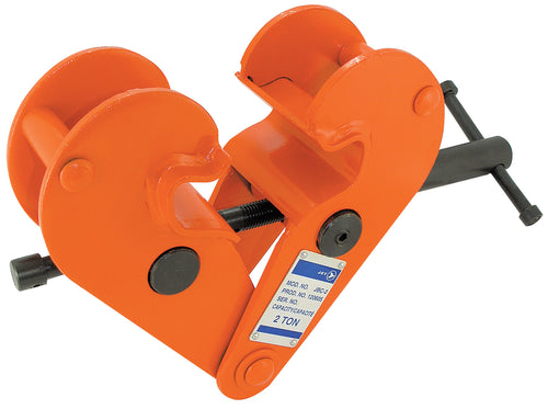 2 Ton Beam Clamp With Locking Screw - Heavy Duty Model#JBC-2 Product#120605
