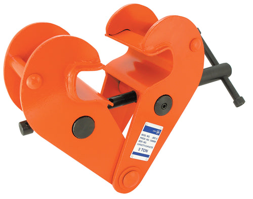 3 Ton Beam Clamp With Locking Screw - Heavy Duty Model#JBC-3 Product#120606