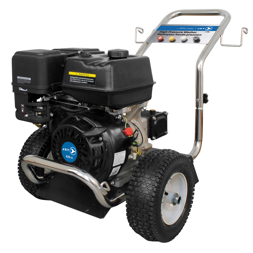 4,000 PSI High Pressure Washer Model#JPW4000L Product#291005