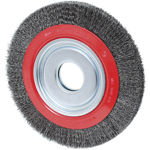 6 x 7/8 Crimped Wire Wheel Product#550123
