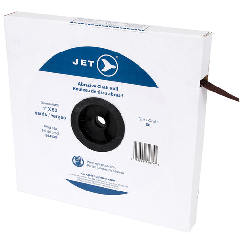 1 x 50 Yard A60 Abrasive Cloth Roll Product#564830