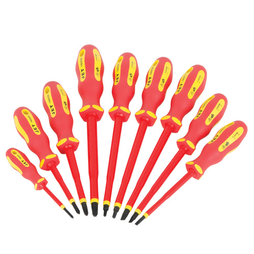 9 PC VDE Insulated Screwdriver Set Product#760202