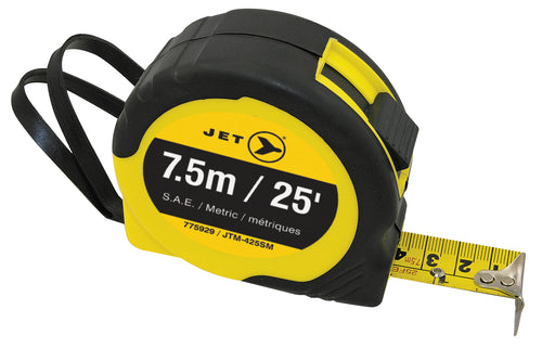 25' S.A.E./Metric Tape Measure Product#775929