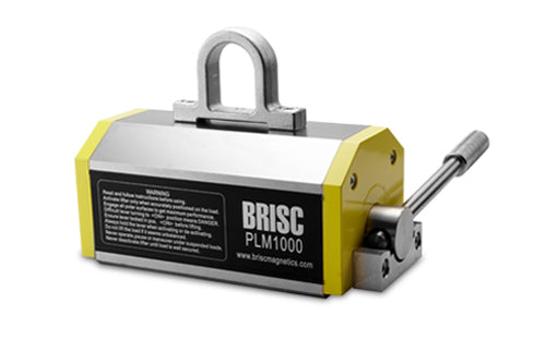 BRISC PLM 1000 Permanent Lifting Magnet Product#PLM-1000