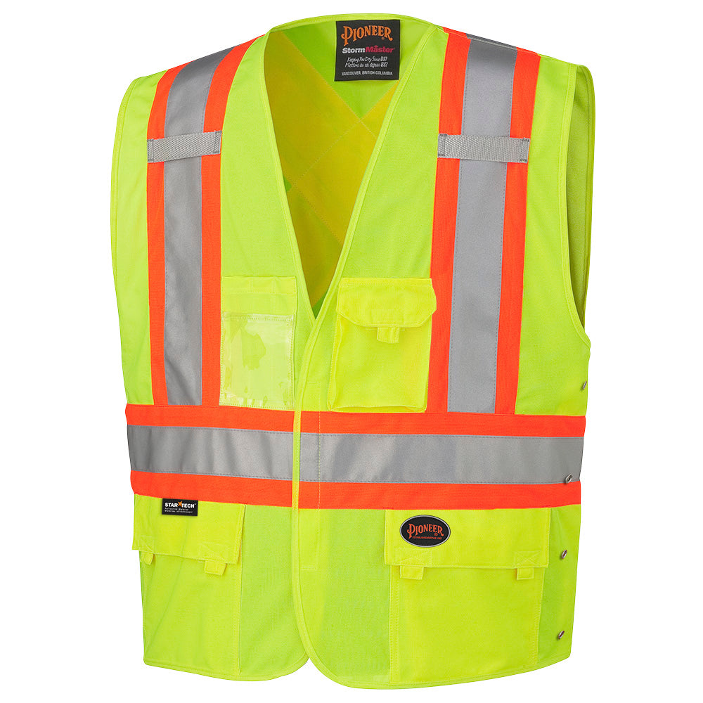 Hi-Viz Safety Vest Model#131 Product#V1020160