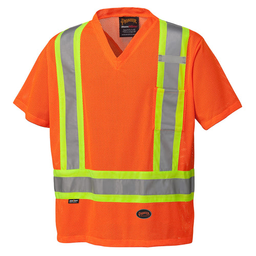 Hi-Viz Traffic T-Shirt Model#5994 Product#V1050350