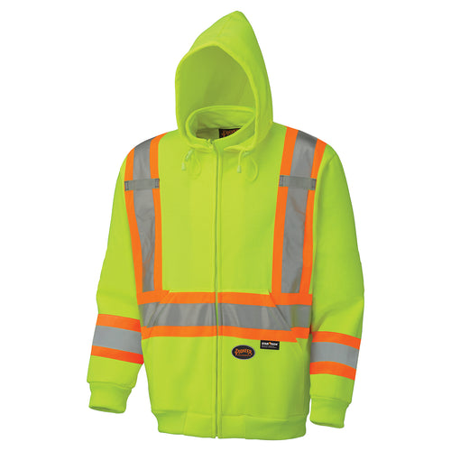 Hi-Viz Polyester Fleece Hoodie Model#6925 Product#V1060460