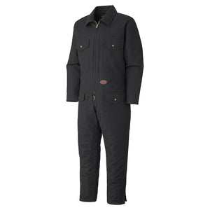 Quilted Cotton Duck Coverall Model#520A Product#V206017A