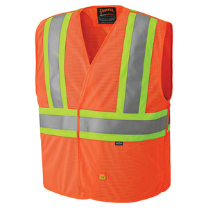 Flame Resistant Hi-Viz Vest Model#6914A Product#V2510850