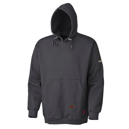 Flame Resistant Pullover Style Heavyweight Cotton Hoodie Model#335 Product#V2570170