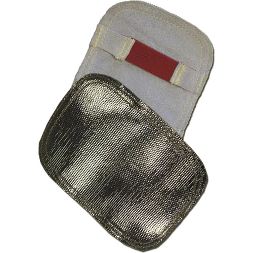 Aluminized Hand Shield Model#HS366 Product#V5240130-O/S