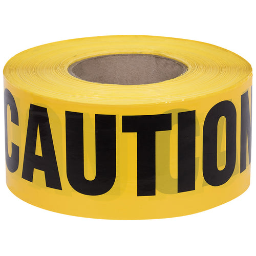 """Caution"" Tape Model#387 Product#V6310240-O/S"