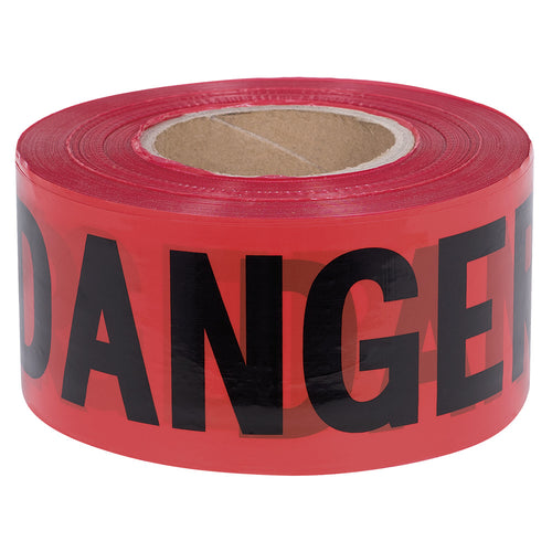"""Danger"" Tape Model#389 Product#V6310260-O/S"