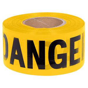 """Danger"" Tape Model#384 Product#V6310360-O/S"