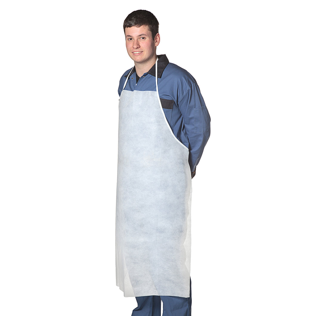Polypropylene Apron Model#2037 Product#V7013750-O/S