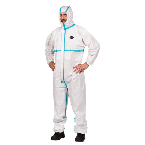 Microporous Coverall - Type 4 Model#2076 Product#V7016750