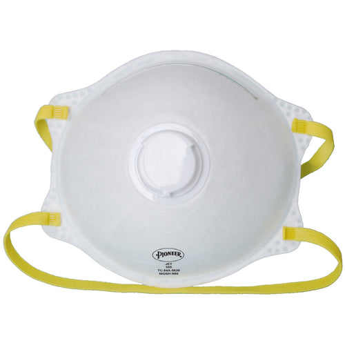 N95 Cone-Shaped Respirator with Valve Model#355 Product#V7030300-O/S