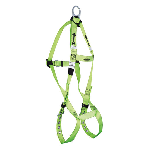 Compliance Harness - 1D - Class A - Pass-Thru Buckles Model#FBH-10022A Product#V8001200