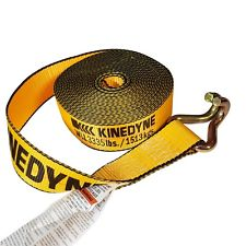 "2"" x 30FT Winch Strap w/Wire Hook Product#223084"
