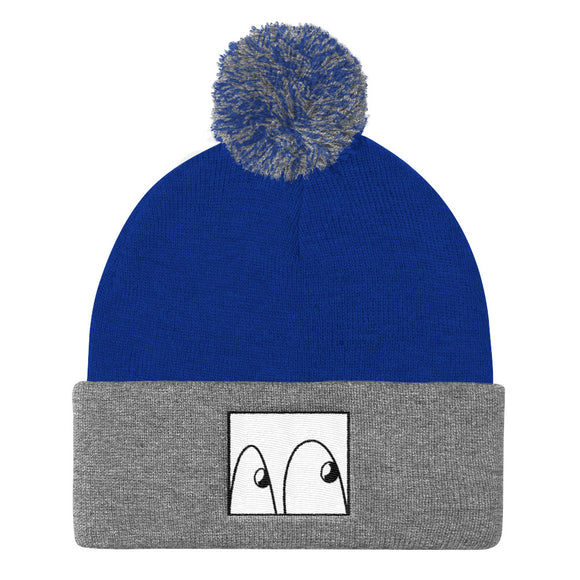 Little Robot Knit Cap