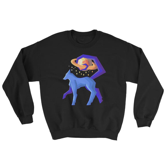 Space Wolf Sweatshirt