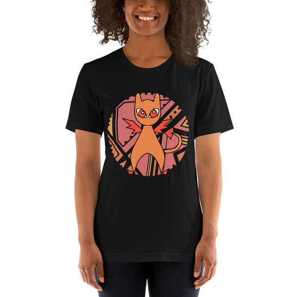 Dragon Asbtract Unisex T-Shirt
