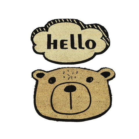 Bear Hello Doormat