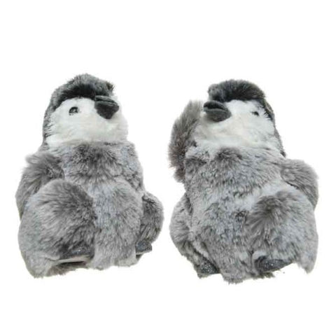 Small Plush Fur Penguin