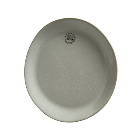 Cream Stoneware Side Plate