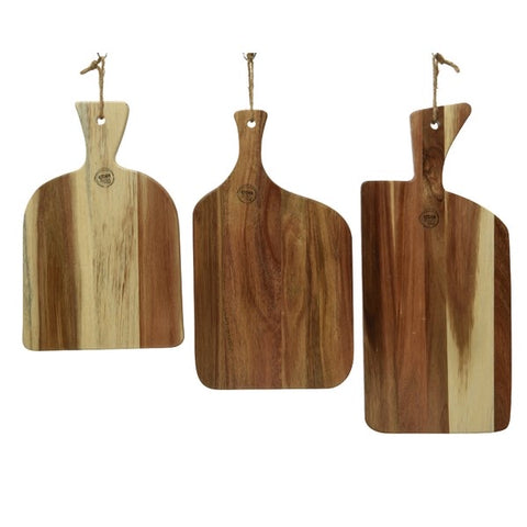 Large Acacia Wood Serving Board