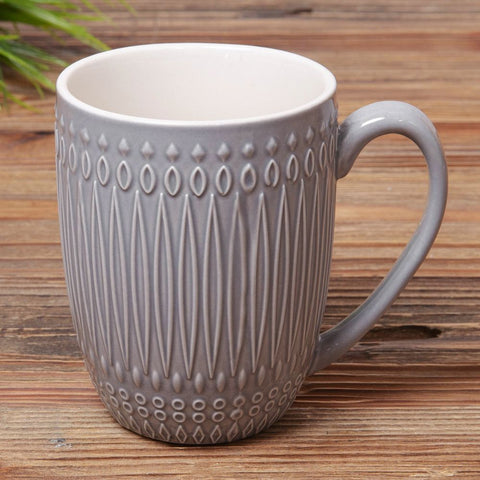 Dove Grey Coffee Mug