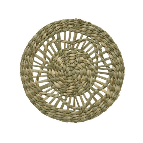 Set of 4 Natural Sea Grass Coasters