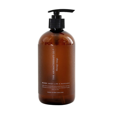 Sweet Lime & Mandarin Hand & Body Wash