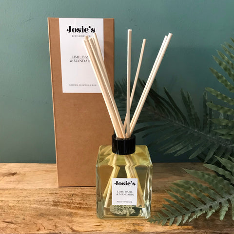 Lime, Basil & Mandarin Large 200ml Diffuser
