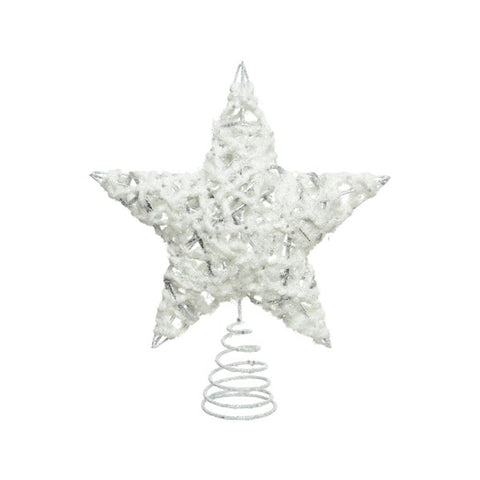 White Iron Treetopper