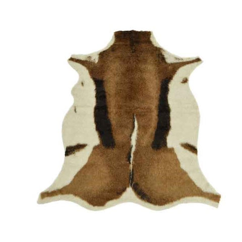 Faux Deer Hyde Rug