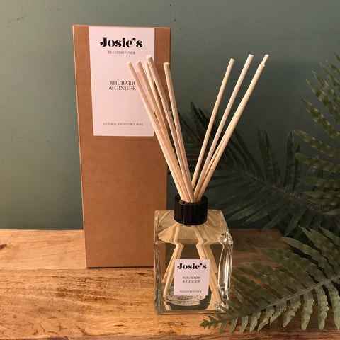 Rhubarb & Ginger Large 200ml Diffuser