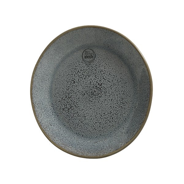 Taupe Stoneware Side Plate
