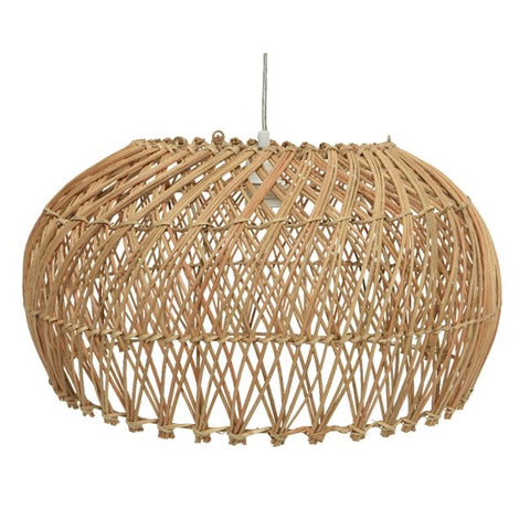 Large Rattan Lampshade