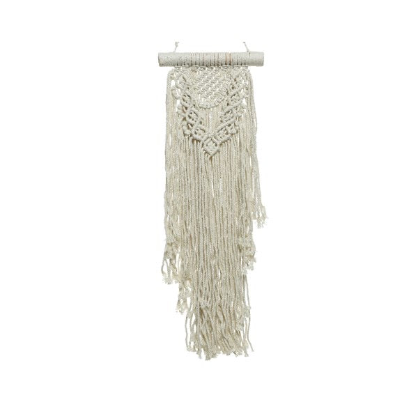Natural Macrame Wall Hanging