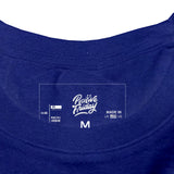 Living In The Moment T-Shirt (Royal Blue)