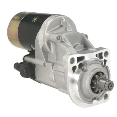 One 0R-4316 12 Volt Starter Motor Gp Fits - CAT 267B 277B 287B 252B 277C 0R4316