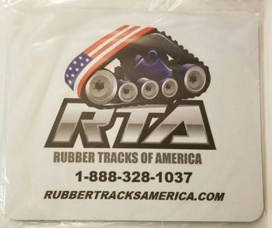 Rubber Tracks of America Brand Mouse Pad Free Shipping Mousepad