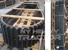 2 Rubber Tracks IHI IC45 IC45-2 Crawler Dumper 600X100X80 24""