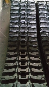 "2 Rubber Tracks Fits John Deere CT333D 333D 450X86X56 18"" Wide Q-Tread"