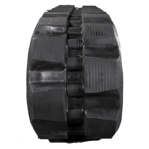 "2 Rubber Tracks Fits John Deere CT332 450X86X56 18"" Wide Block Tread"