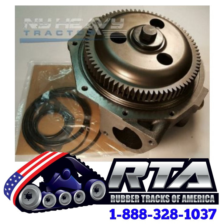 One Aftermarket 161-5719 Water Pump for CAT C15 1615719 Free Shipping