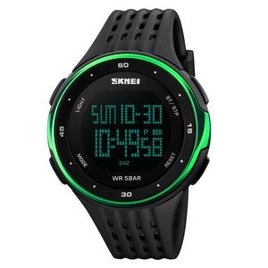 SKMEI Watch Sport Quartz Wrist Men Analog Digital Waterproof Military