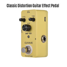 New Arrival Guitar Effect Pedal 8 Styles Guitar Pedal Loop/Distortion/Delay Effects True Bypass Full Metal Shell
