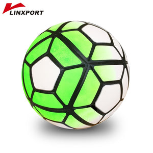 Training Soccer Ball Match Football Official Size 5 Outdoor